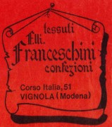 tessuti franceschini